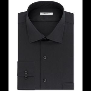 Van Heusen Classic-Fit Flex Collar Dress Shirt